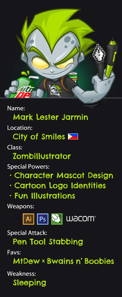 Zombillustrator Profile