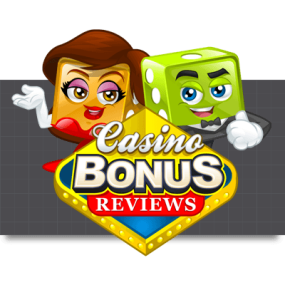 Cartoon Logo Design for CasinoBonusReviews by MLJarmin Illustrations