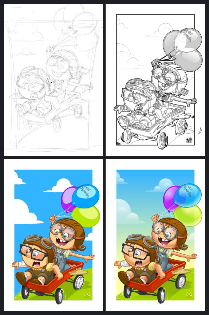 PixarTimes-Process