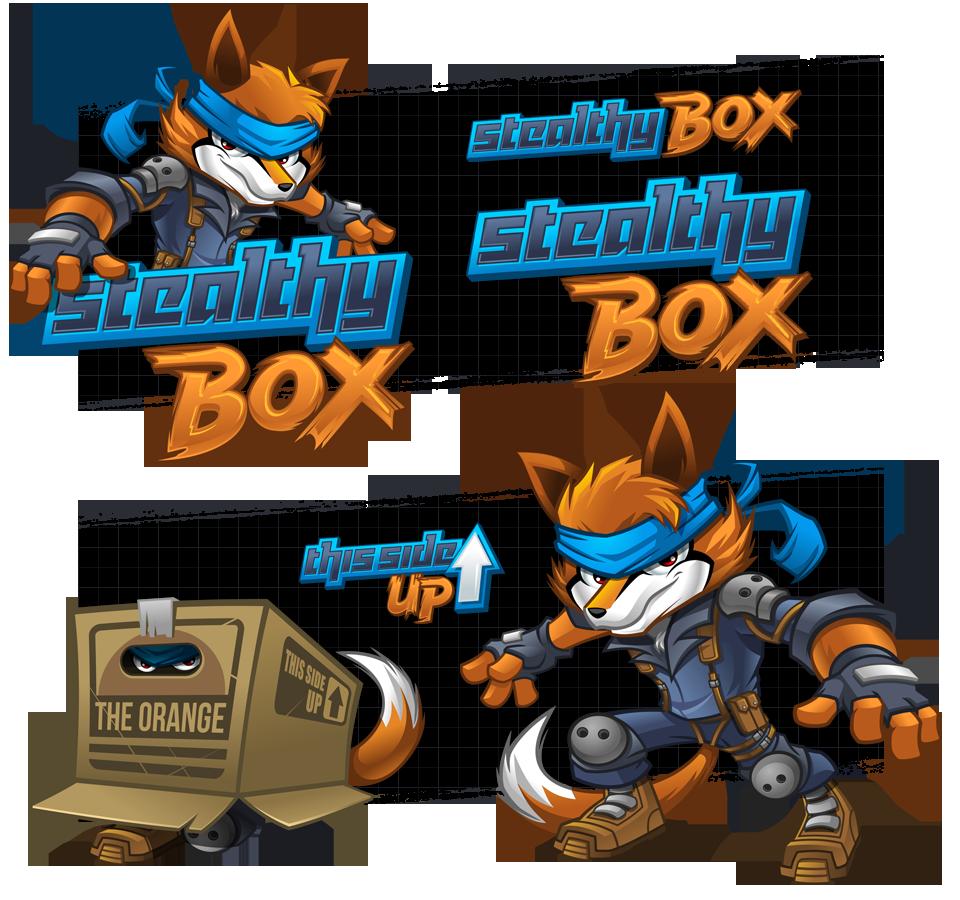 Portfolio - StealthyBox 3