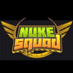 Cartoon Logo Design for NukeSquad by MLJarmin Illustrations